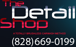 The Detail Shop - car detailing service - 828-669-0199